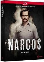 coffret narcos, saison 1 -