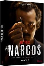 coffret narcos, saison 2 -