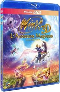 Winx Club 3D : l'aventure magique