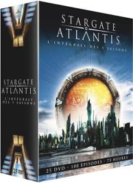 coffret intégrale Stargate Atlantis