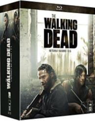 coffret walking dead, saisons 1 à 5