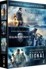 coffret science-fiction 2 films : guardians ; Osiris -