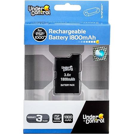 batterie rechargeable 1800 psp recharge connectique espace culturel e leclerc. Black Bedroom Furniture Sets. Home Design Ideas