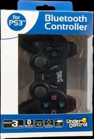 manette bluetooth pour Playstation 3 - noire (PS3)