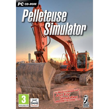 pelleteuse simulator pc simulation gestion espace culturel e leclerc. Black Bedroom Furniture Sets. Home Design Ideas