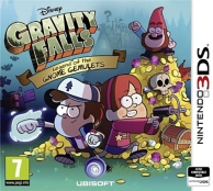 gravity falls (3DS)