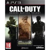 call of duty : modern warfare trilogy (PS3)