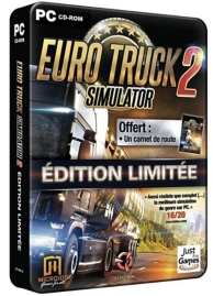 Eurotruck 2 simulator - Complete Limited Edition (PC)