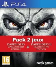 pack Darksiders 1 et 2 (PS4)