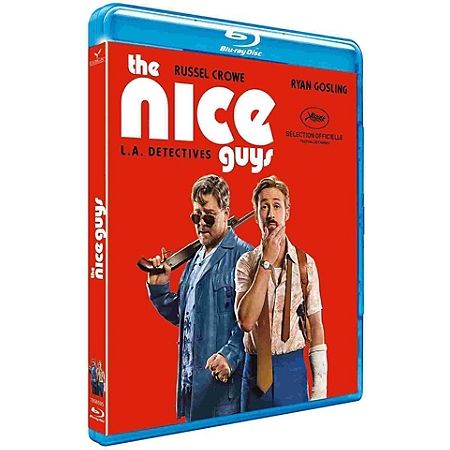 the nice guys blu ray blu ray espace culturel e leclerc. Black Bedroom Furniture Sets. Home Design Ideas