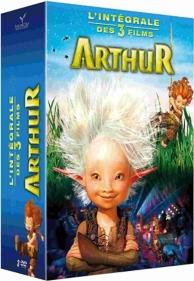 coffret trilogie Arthur et les Minimoys