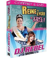Coffret ado dj rebel reine du lyc e tout prix dvd dvd espace culturel e leclerc - Coffret coloriage cars leclerc ...