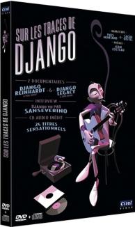 coffret sur les traces de Django