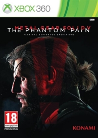 metal gear solid V - the phantom pain (XBOX360)