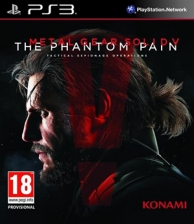 metal gear solid V - the phantom pain (PS3)