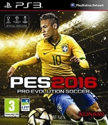 PES  pro evolution soccer 2016 - édition day 1 (PS3) - Playstation 3