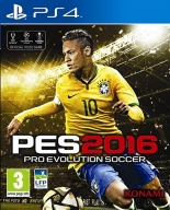 PES  pro evolution soccer 2016 - édition day 1 (PS4) - Sony Playstation 4