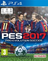 PES  pro evolution soccer 2017 (PS4) - Sony Playstation 4