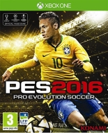 PES  pro evolution soccer 2016 - édition day 1 (XBOXONE) - Microsoft Xbox One