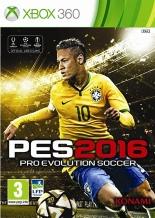 PES  pro evolution soccer 2016 - édition day 1 (XBOX360) - Microsoft Xbox 360