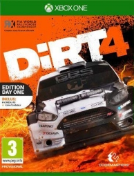 DiRT 4 - Edition day one (XBOXONE)
