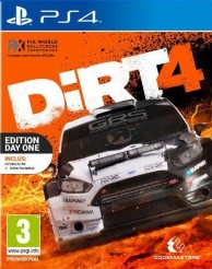 DiRT 4 - Edition day one (PS4)