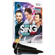 let's sing 2017 - hits français et internationaux (2 micros inclus) (WII)