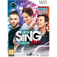 let's sing 2017 - hits français et internationaux (WII)