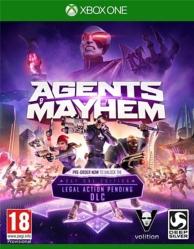 agent of mayhem - day one edition (XBOXONE)