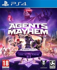 agent of mayhem - day one edition (PS4)