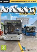 bus simulator 2016 - Gold Edition (PC) - Jeux PC