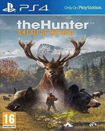 the hunter - call of the wild (PS4) -