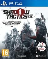 shadow tactics: blades of the shogun (PS4) - Sony Playstation 4
