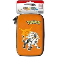 sacoche rigide Pokémon Soleil et Lune pour Nintendo New 3DSXL (3DS)