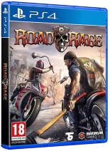 road rage (PS4) - Sony Playstation 4