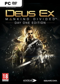 deus ex - mankind divided - day one edition (PC)