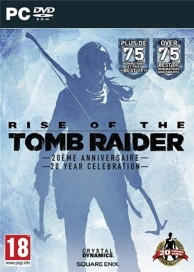 rise of the tomb raider - digibook D1 edition (PC)