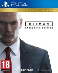 hitman : l'intégrale de la première saison - steelbook (PS4)