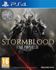 final fantasy XIV : stormblood (PS4)