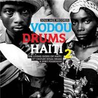 vodou drums in Haiti 2