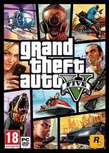 GTA 5 - grand theft auto V (PC) - Jeux PC