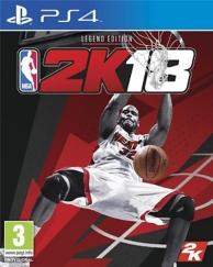 NBA 2K18 - Legend Edition (SWITCH)