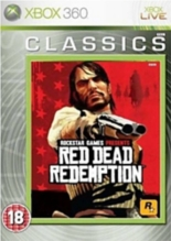 red dead redemption - Classics (XBOX360) - Microsoft Xbox 360