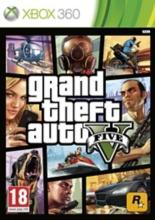 GTA 5 - grand theft auto V (XBOX360) - Microsoft Xbox 360