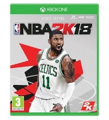 NBA 2K18 (XBOXONE) - Microsoft Xbox One