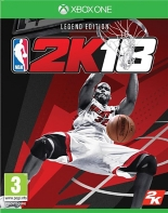 NBA 2K18 - Legend Edition (XBOXONE) - Microsoft Xbox One