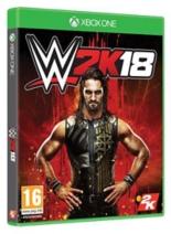 WWE 2K18 (XBOXONE) - Microsoft Xbox One