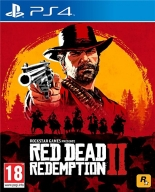 read dead redemption 2 (PS4) - Sony Playstation 4