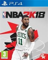 NBA 2K18 (PS4) - Sony Playstation 4