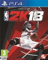 NBA 2K18 - Legend Edition (PS4) - Sony Playstation 4